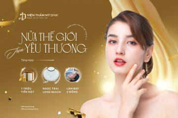 Ưu đãi cực Hot mừng ngày Phụ nữ Việt Nam 20/10 tại Viện thẩm mỹ DIVA